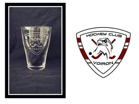 "Logo équipe ""rink hockey """