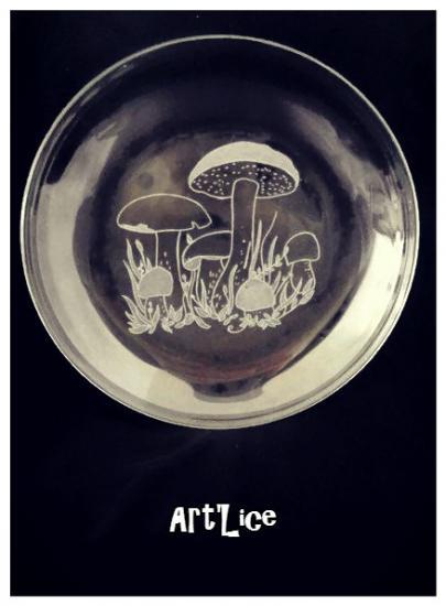 """""""Le coin des champignons"""""""