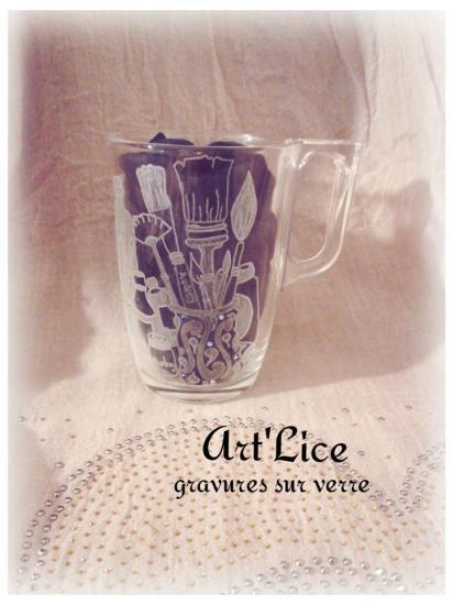 ArT'iste mug